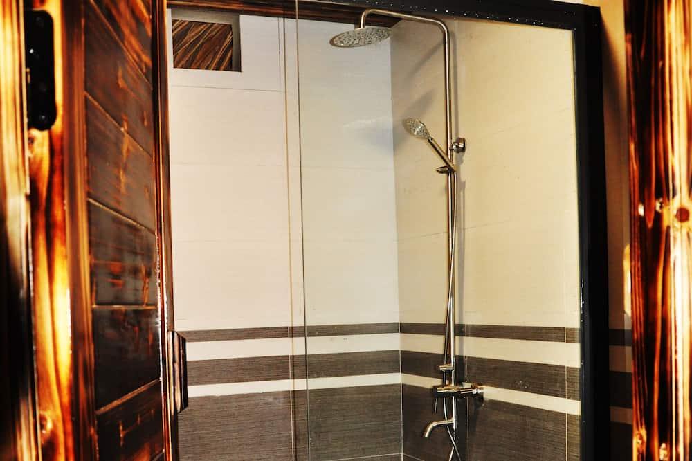 家庭單棟小屋, 相連客房 - 浴室