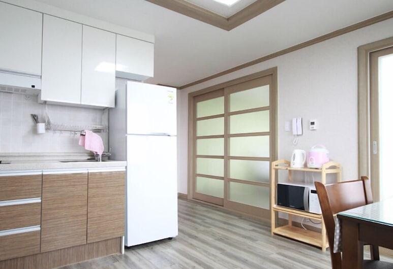 南德爾歐樂旅館, 西歸浦, 客房 (301), 客房