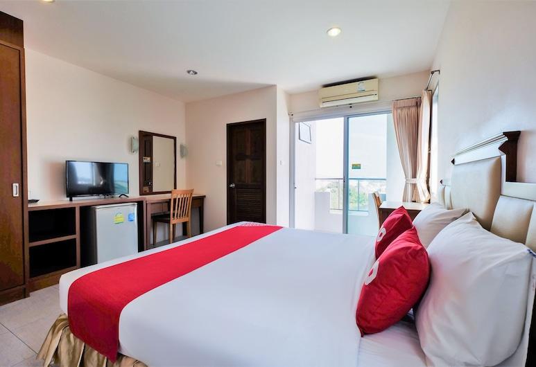 OYO 605 布吉湖景酒店, 拉察達, 高級雙人房, 客房景觀