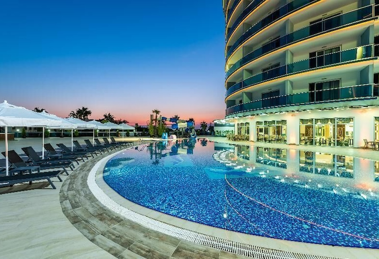 THE Marilis Hill Resort Hotel & SPA, Alanya, View from Hotel