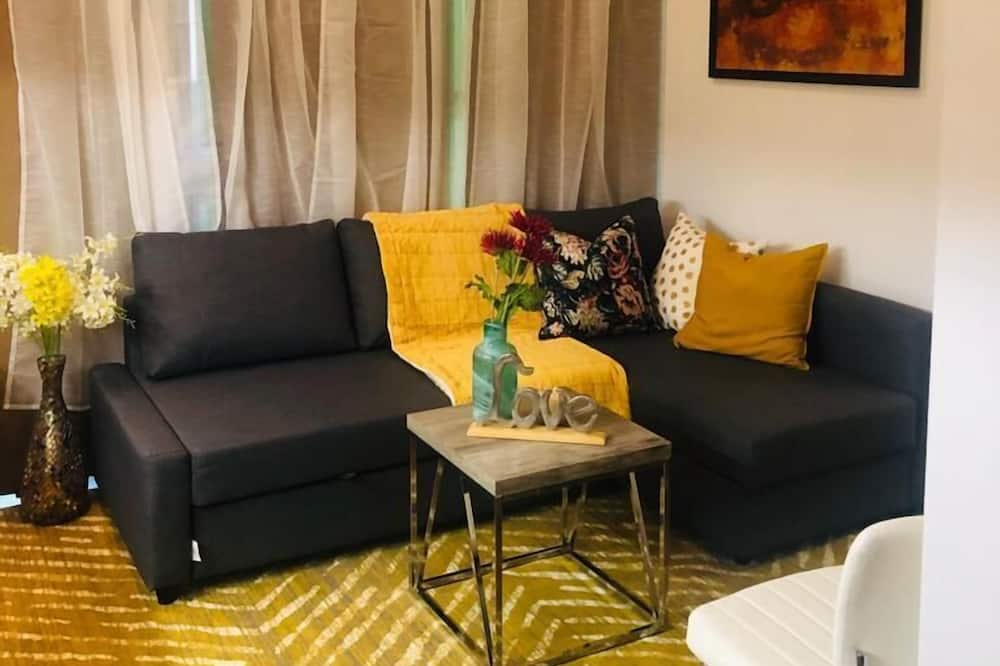 Luxury Sıra Ev - Oturma Odası