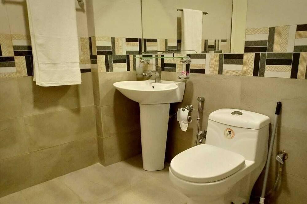 Deluxe-dobbeltværelse - 1 dobbeltseng - Badeværelse