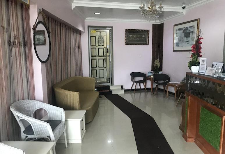 OYO 89779 Jembal Dynasty Inn, Kota Bharu, Posezení ve vstupní hale