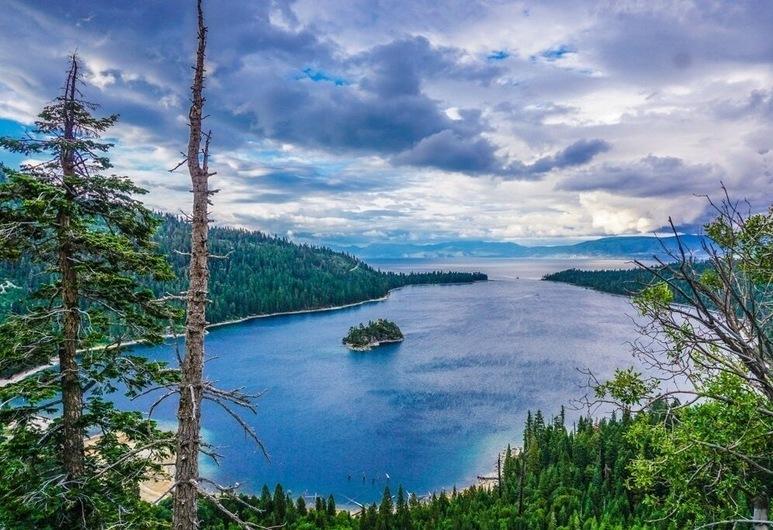 Family Friendly Mountain Escape 3 Bedroom Cabin, Tasik Tahoe Utara, Cabin, 3 Bedrooms, Pantai