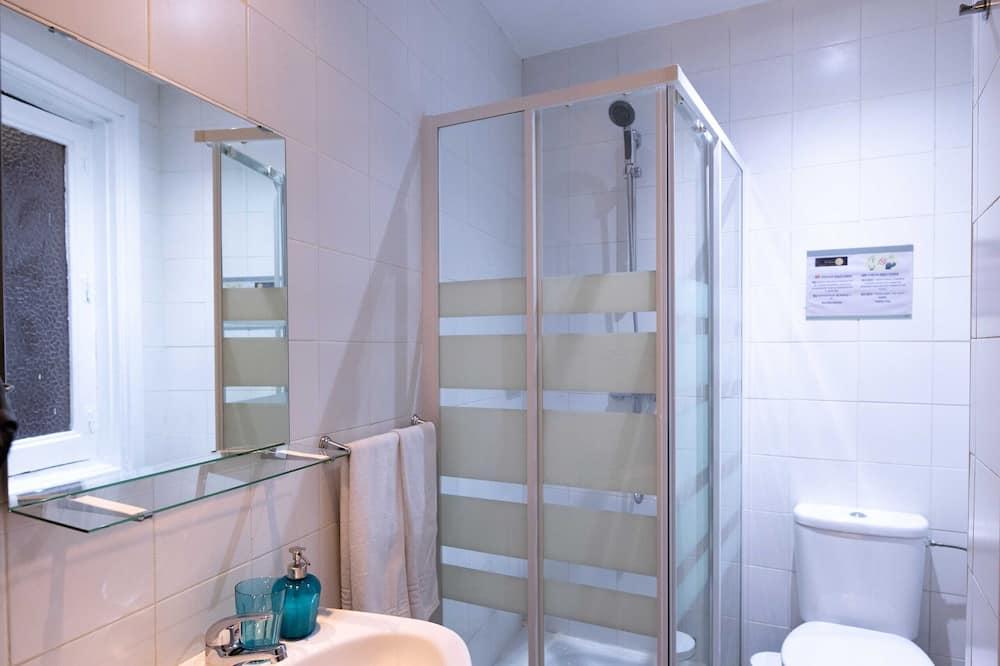 Camera doppia, balcone (H1) - Bagno