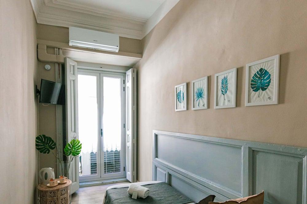 Singola Classic, balcone (H3) - Soggiorno