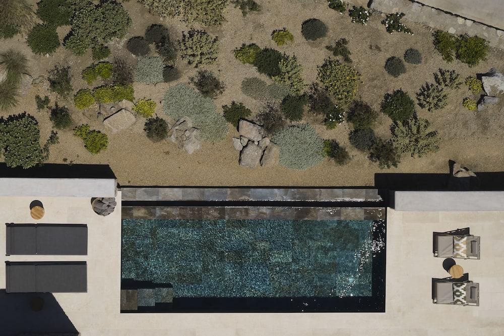 Bonzoe 1 Bedroom Home with Private Pool - Sala de estar