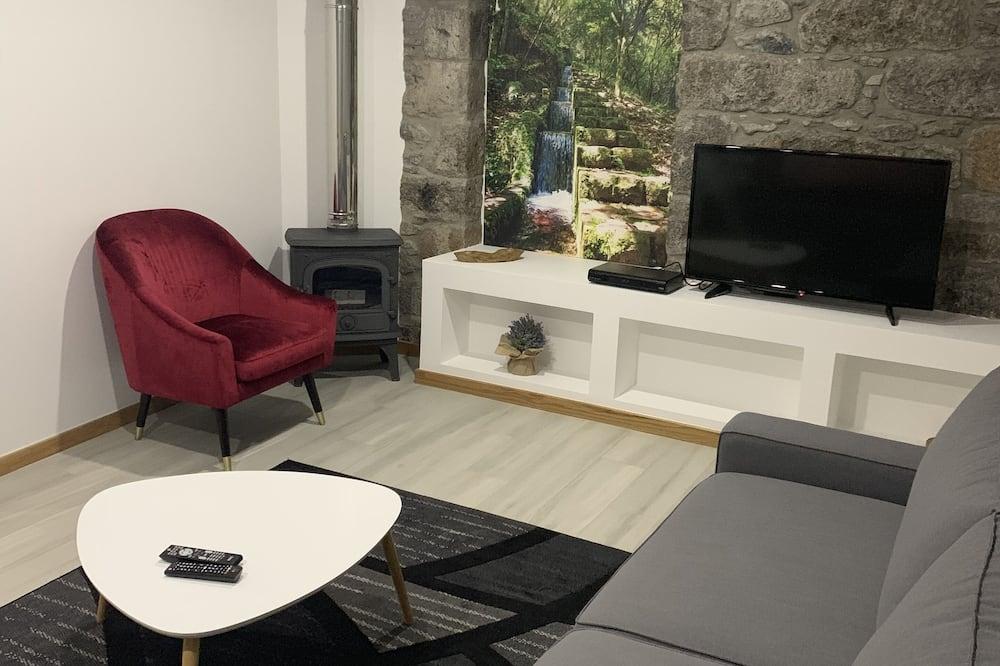 Standard Double Room - Ruang Tamu
