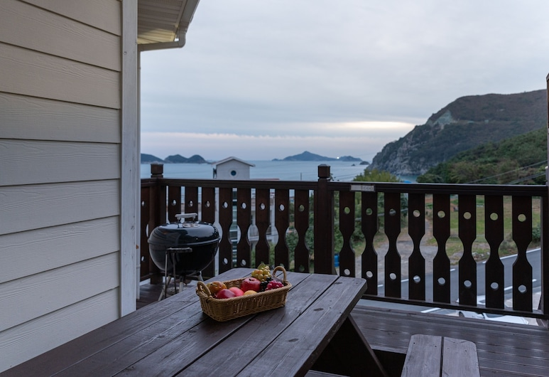 Bigyeong, Geoje, Daire, 2 Yatak Odası (Haegeum River), Teras/Veranda