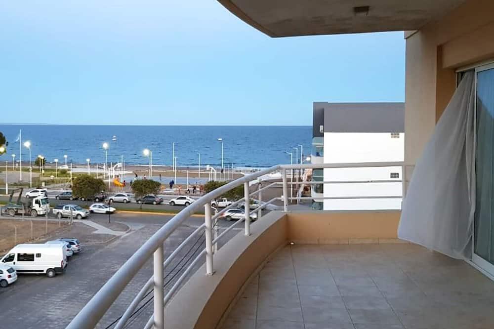 Dzīvokļnumurs ar papildu ērtībām - Skats uz pludmali/okeānu