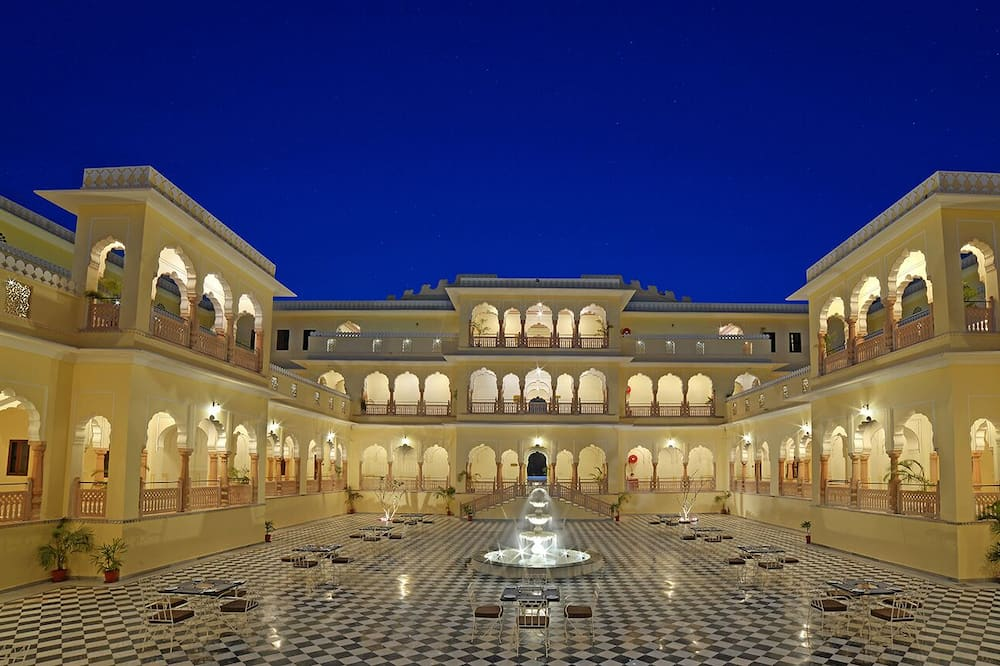 The Jaibagh Palace
