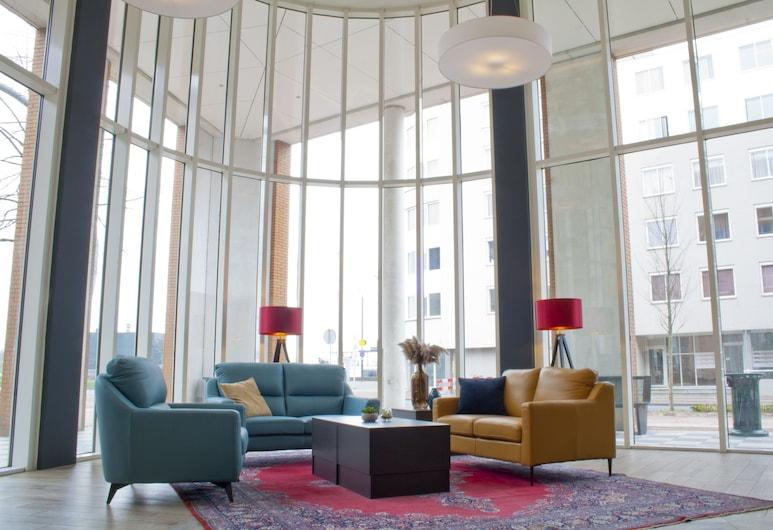 Bastion Hotel Arnhem, Arnhem, Lobby Lounge