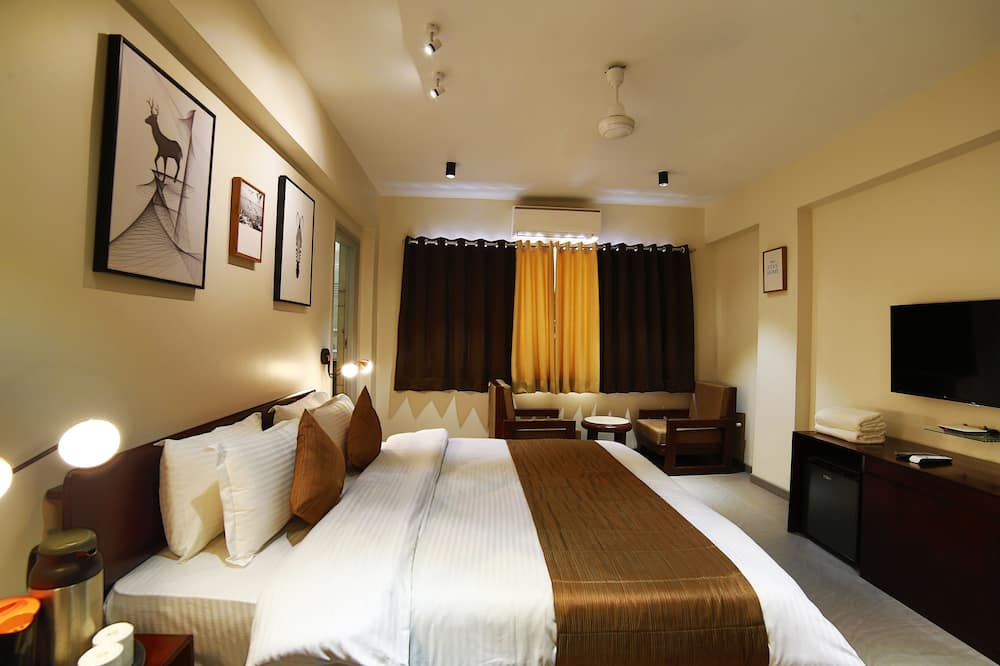 Super Deluxe (All rooms have different interior) - Guest Room
