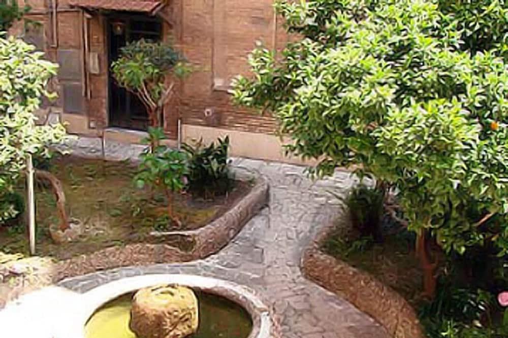 公寓, 2 間臥室 - 庭園景