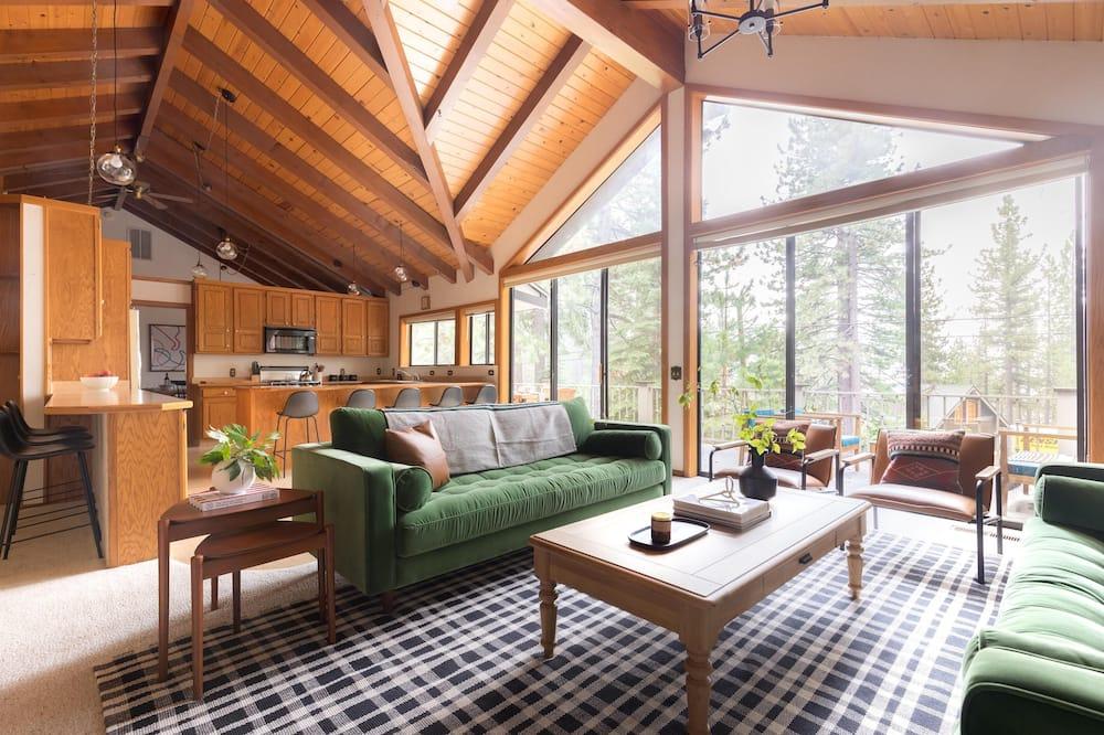 Σπίτι, Περισσότερα από 1 Κρεβάτια (Lakeshore - Northwood) - Καθιστικό