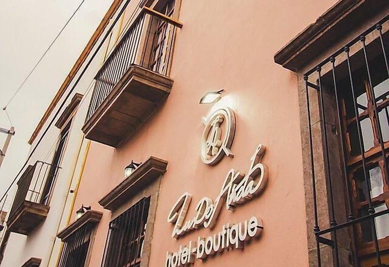 Lu de Anda hotel boutique, San Luis Potosi, Városi kilátás a szállásról