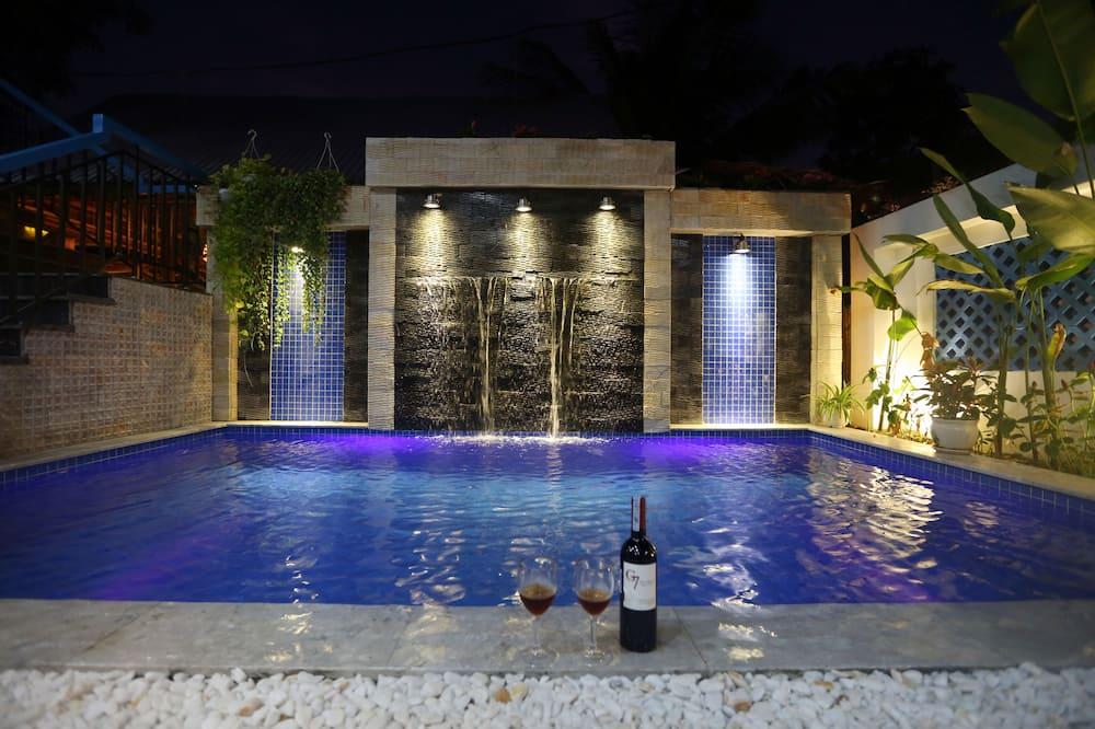 Tan Doan An Bang Center Beach villas