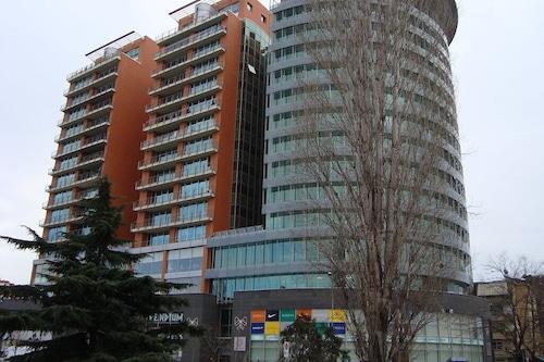 豪華歐洲貿易中心公寓飯店/