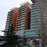 Luxury European Trade Center Apartment