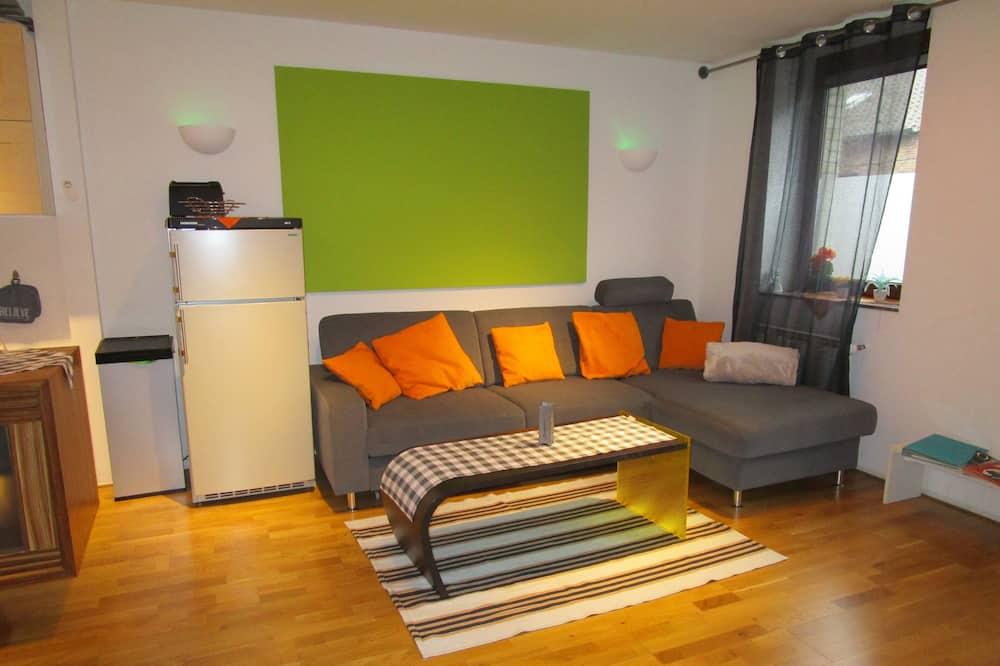 Huoneisto (Blex Apartment II) - Oleskelualue