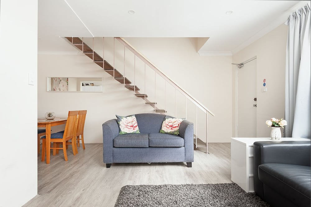 Exclusive Townhome, 2 Bedrooms - Living Area