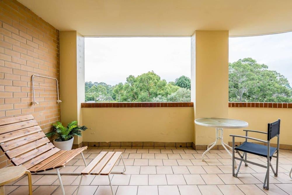 スーペリア アパートメント 2 ベッドルーム - バルコニー