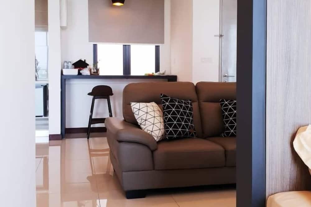 Departamento, 1 habitación (Child) - Sala de estar