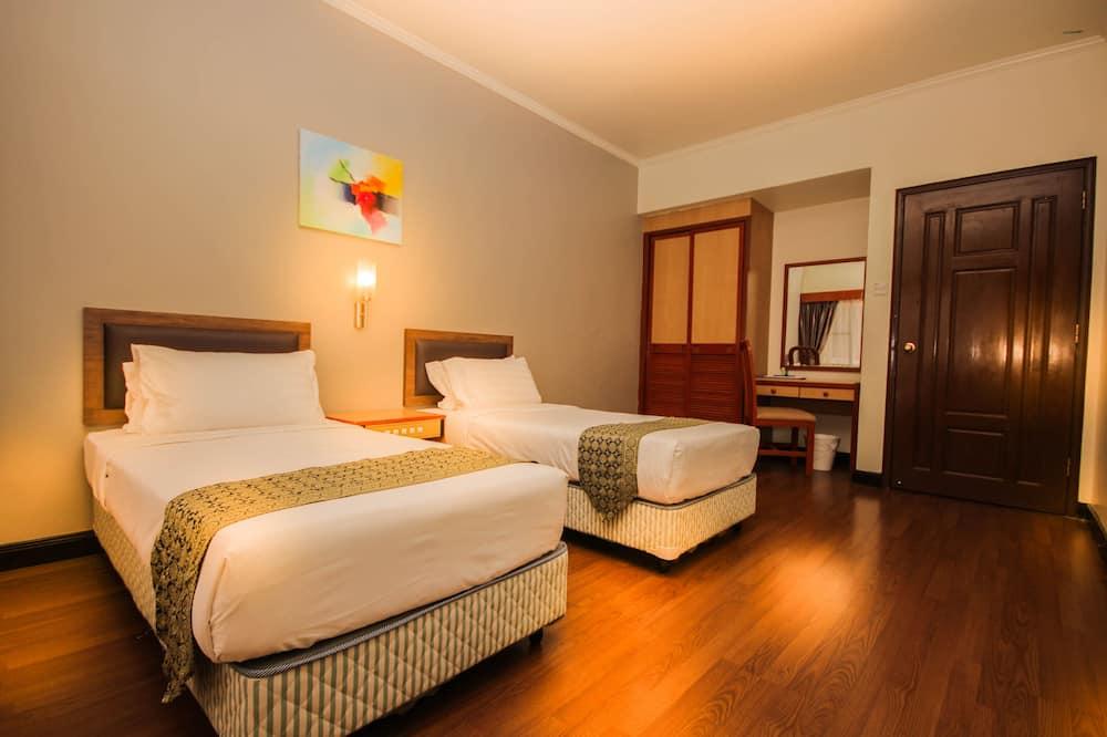 Lejlighed - 3 soveværelser - Værelse