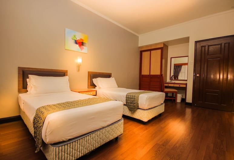 Equatorial Hill Resort by Copthorne, Brinchang, Апартаменты, 3 спальни, Номер