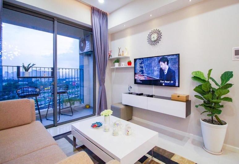 7S Hotel Luxury An Phu Apartment, Ho Chi Minh City, Salon