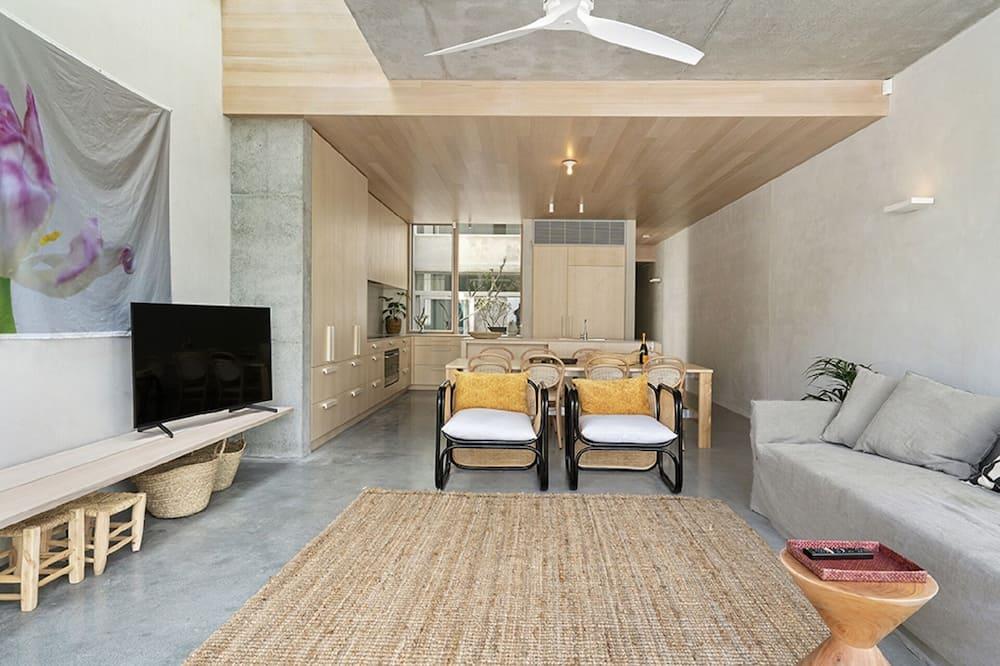 奢華複式房屋 - 客廳