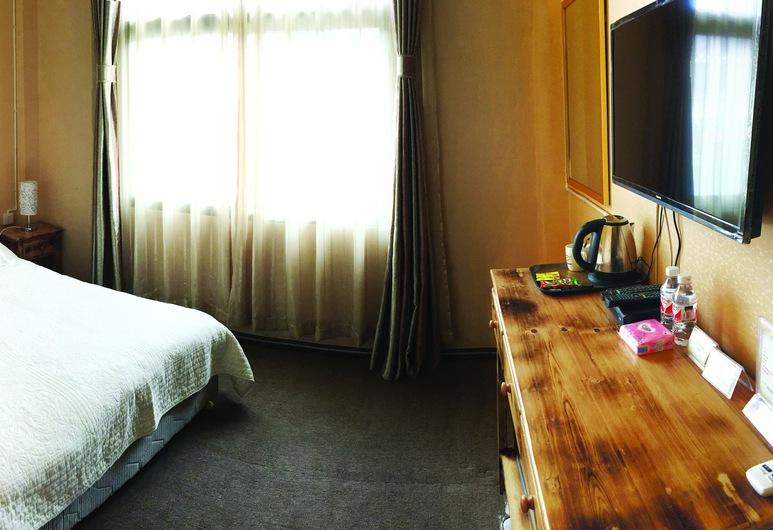 The Compass Hotel, Deqin, חדר סטנדרט זוגי, ללא עישון, חדר אורחים