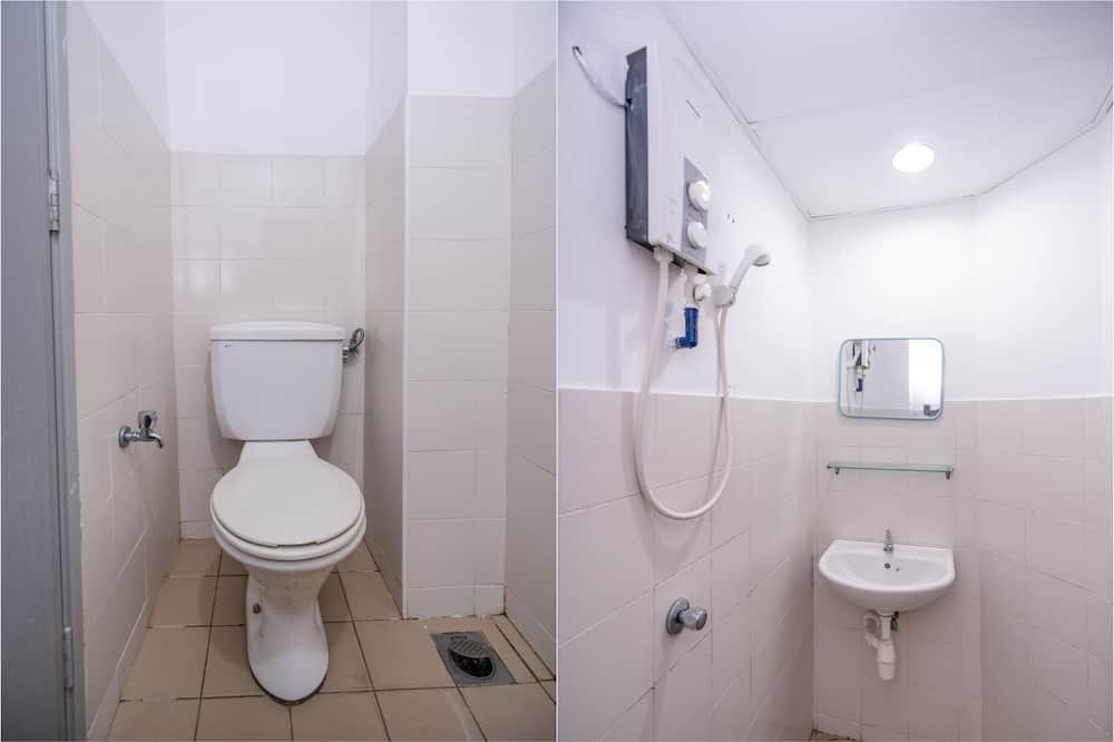 דירה קלאסית - חדר רחצה