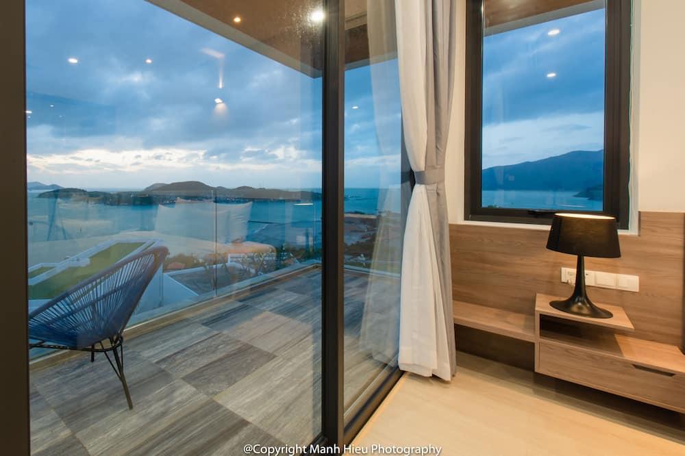 Luxury Villa, 6 Yatak Odası, Okyanus Manzaralı, Okyanusa Sıfır - Oda manzarası