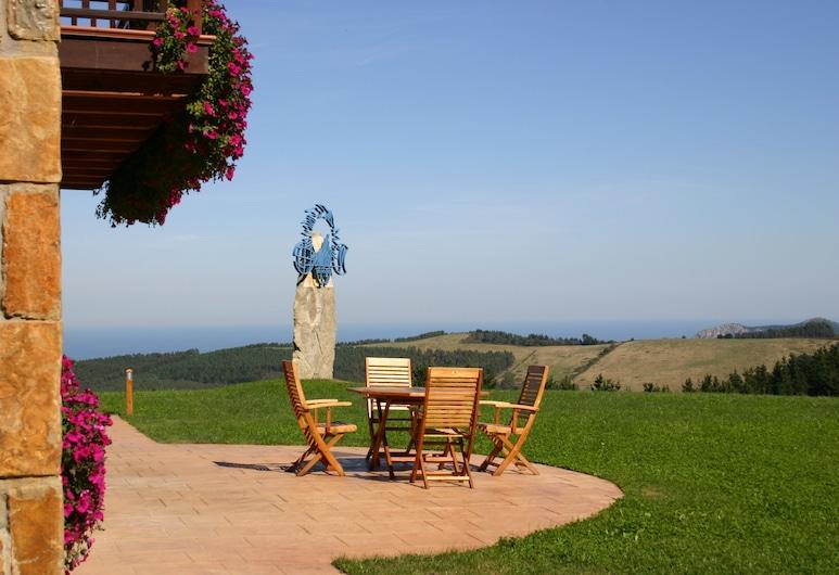 Casa Rural Lurdeia - Adults Only, Bermeo, Refeições no exterior