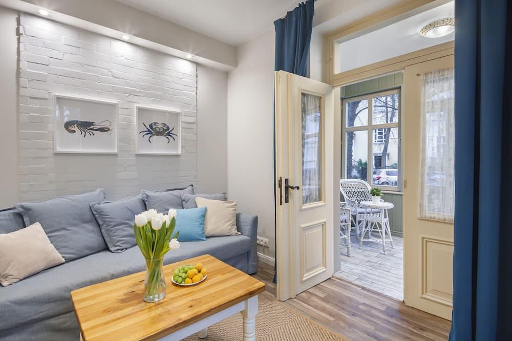 Apartament typu Comfort (Villa 2) - Salon