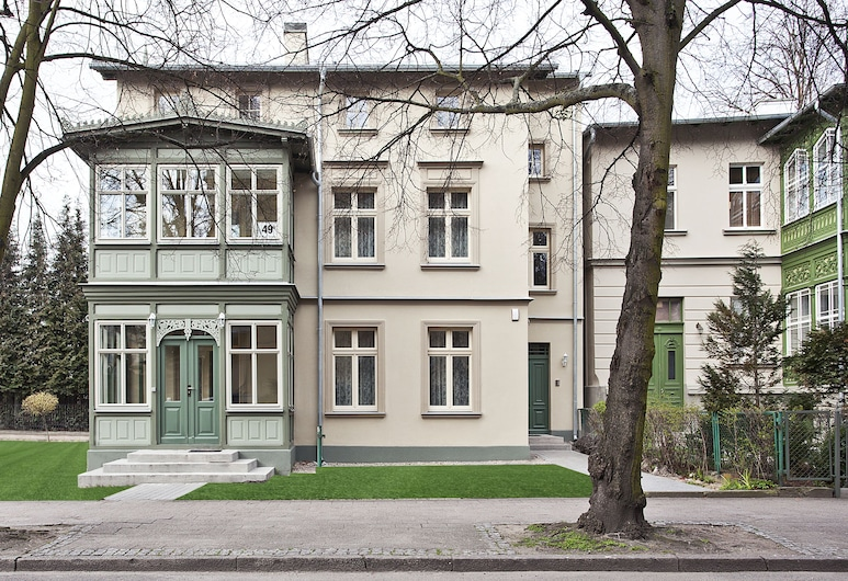 Sanhaus Apartments - Villa Haffnera, Sopot