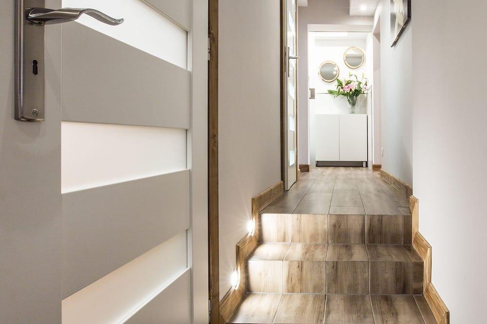 Apartament typu Deluxe (Ermitage) - Powierzchnia mieszkalna