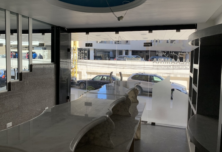 Alaamira Furnished Apartments, Chiyah, Lobby Lounge