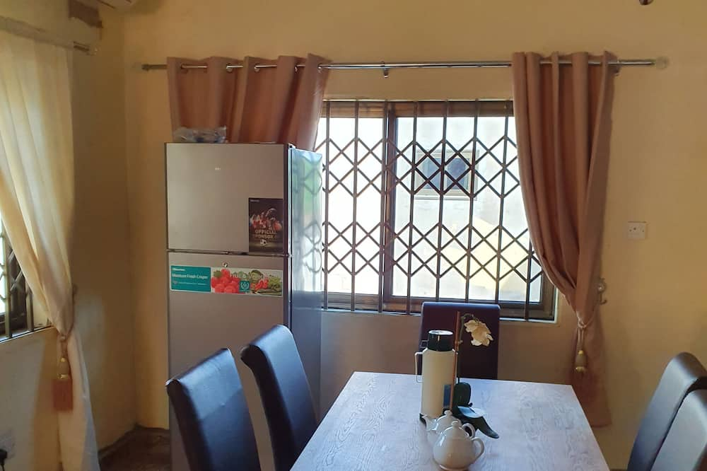 Classic Διαμέρισμα - Γεύματα στο δωμάτιο