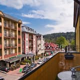 Grand-Apartment - Balkon