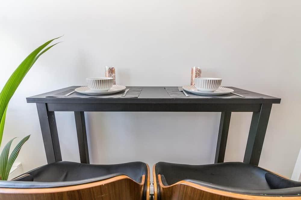 Luxusní apartmán - Stravování na pokoji