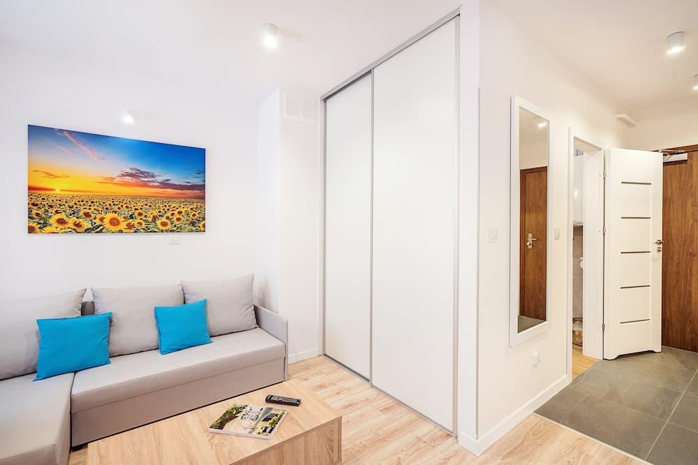 Superior-Apartment - Wohnzimmer
