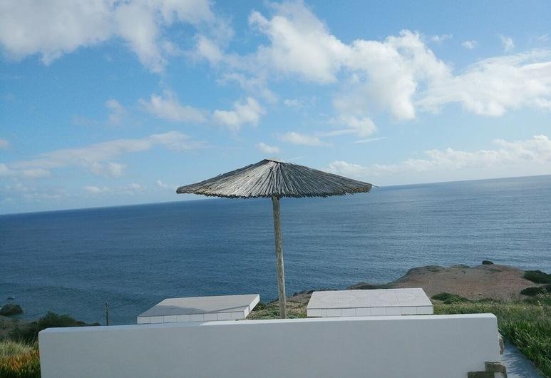 塔基斯景觀飯店, 米洛斯島, 陽台