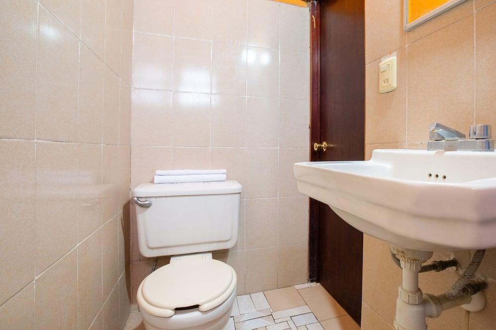 스탠다드룸, 더블침대 2개 - 욕실