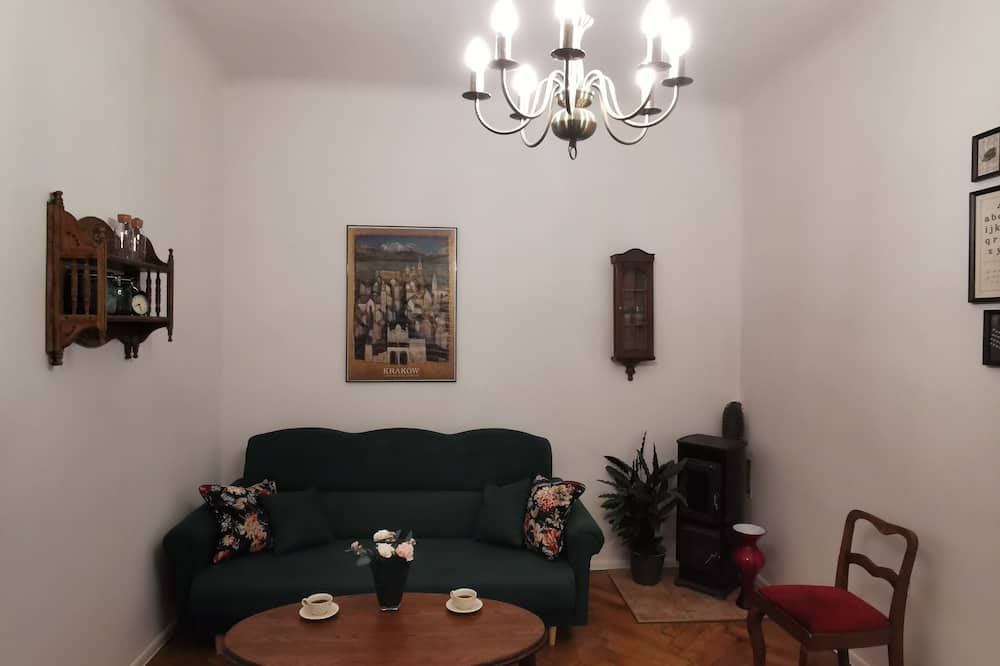 經典公寓客房 - 客廳
