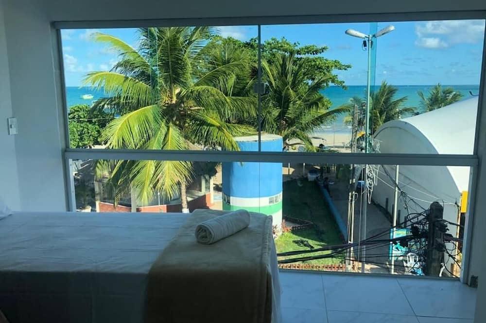 Δίκλινο Δωμάτιο (Double), Θέα στη Θάλασσα - Θέα στην παραλία/θάλασσα