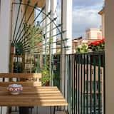 Chambre Double, balcon - Balcon