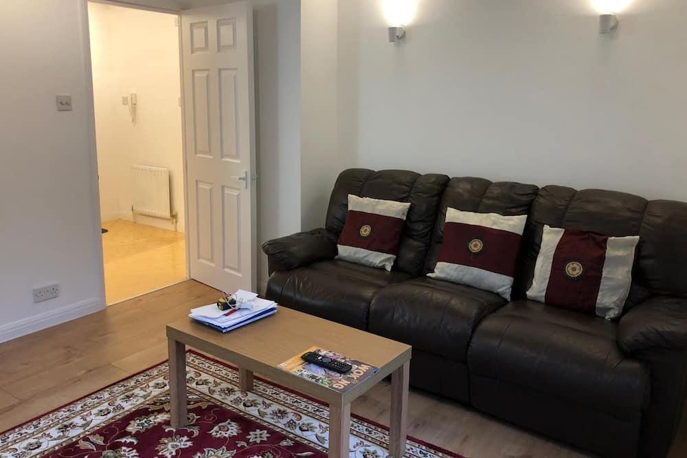 דירה, 2 מיטות קווין - סלון