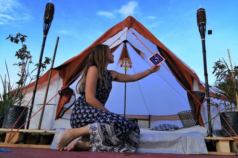 浪漫帳篷, 1 張標準雙人床 - 客房